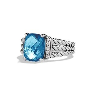 David Yurman Petite Wheaton Ring